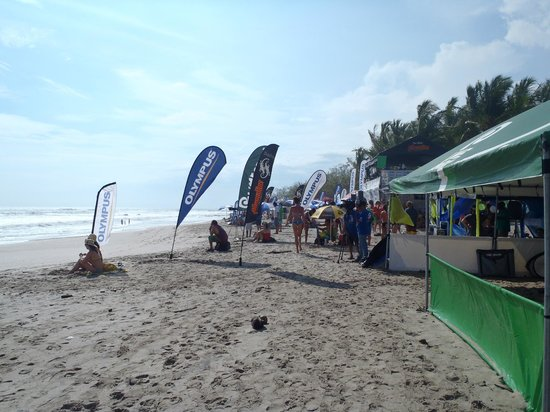 Playa Santa Teresa: Surf Competition