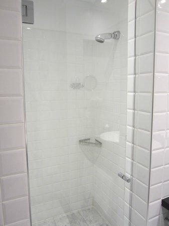 Radisson Blu Plaza Hotel Sydney : Shower