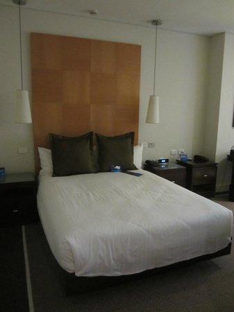 Radisson Blu Plaza Hotel Sydney: Bed