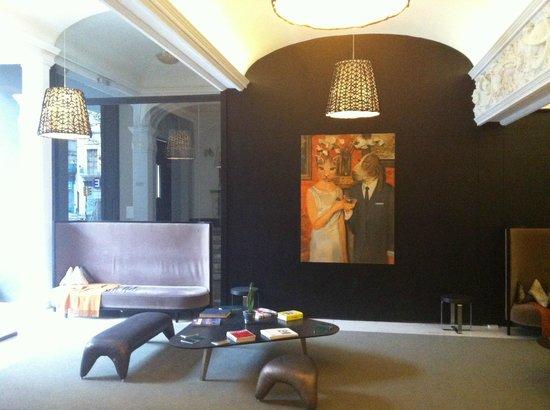 Esplendor Hotel Cervantes: Recepção