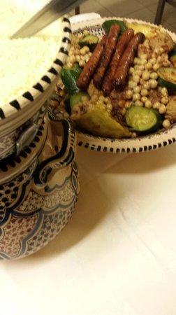La Baraka: le couscous royal et la graine