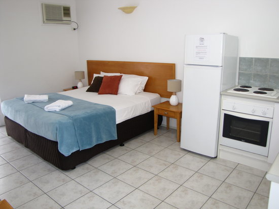 Trinity Beach Pacific Resort: Studio Apartment