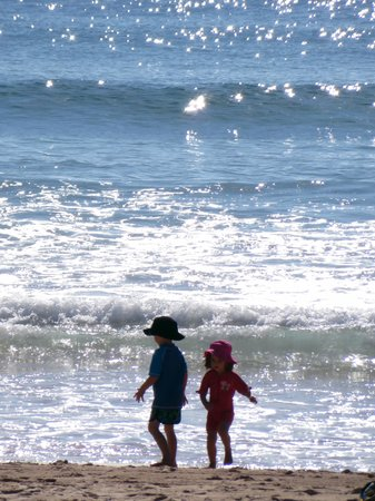 Manly Beach : Look to the magic of Manly through the eyes of a child