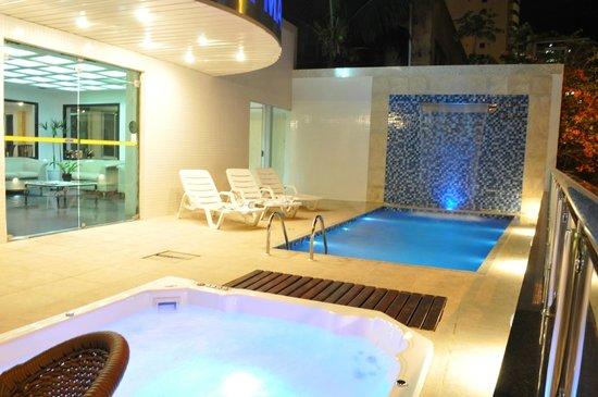 Fortaleza Mar Hotel: Piscina