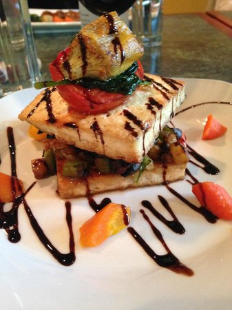 The Tasting Room At Gendron Catering: Tofu Entree