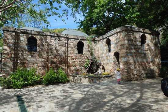 Best of Ephesus Tours: House of the Virgin Mary
