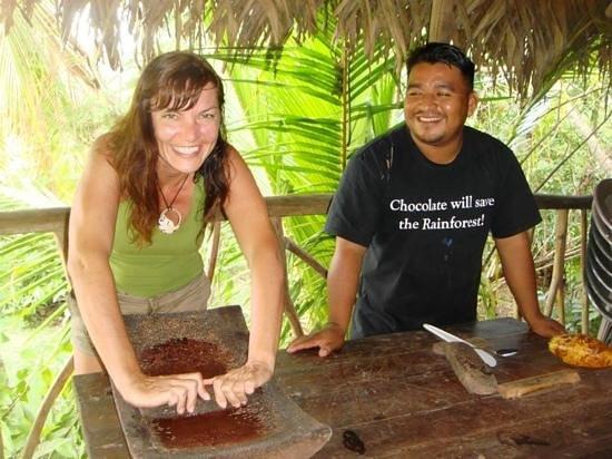 IXCACAO Maya Belizean Chocolate: chocolate classes