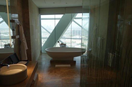 Hyatt Capital Gate: Bathroom