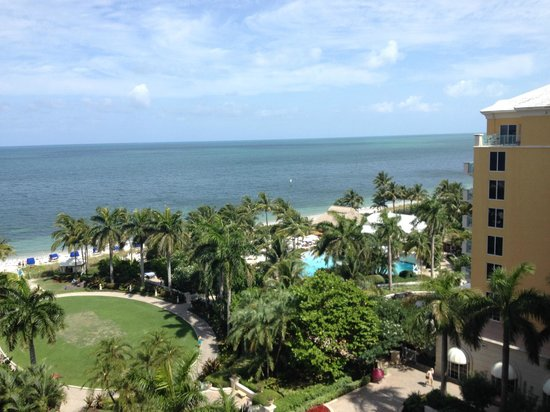 The Ritz-Carlton Key Biscayne, Miami : View from Room