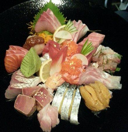 Shoya: Sashimi omakase