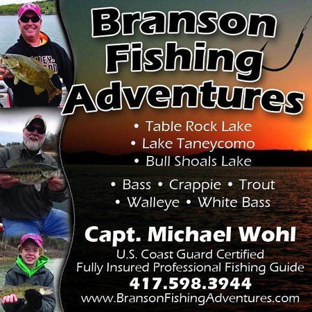 Branson Fishing Adventures : My Company