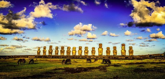 Chez Steve Residencia Kyle Mio: Rapa Nui avec Steve