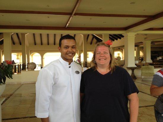 Paradisus Palma Real Golf & Spa Resort: Al Fernandez.  The best butler EVER!!!