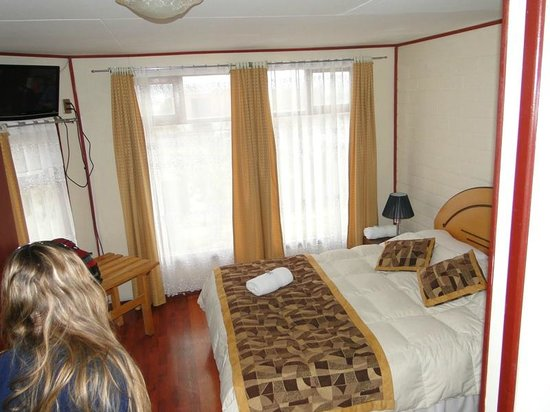 Hotel Alcazar: Apartamento super aconchegante.