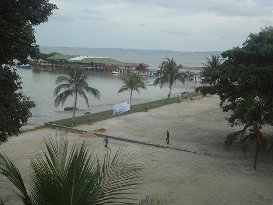 Bintan Agro Beach Resort: view from my room