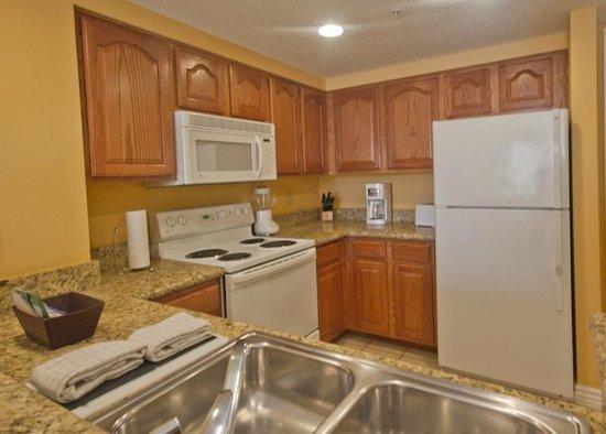 Wyndham Grand Desert : Great Full Equiped Kitchen
