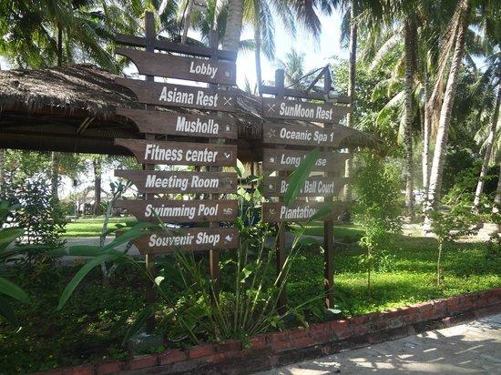 Bintan Agro Beach Resort : Amenities