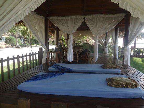 Bintan Agro Beach Resort: Spa