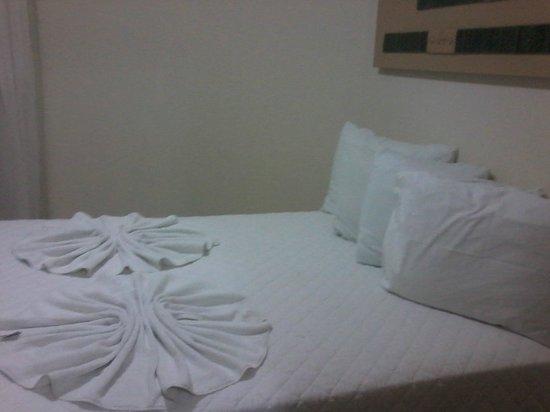 Elegance Ponta Negra Flat Beira Mar: cama