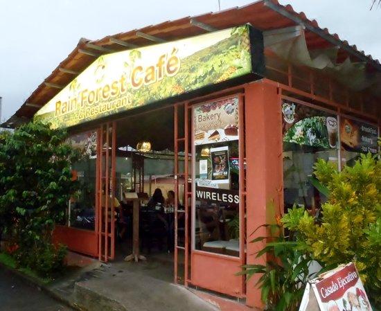 Rain Forest Cafe y Restaurant: Rain Forest Cafe