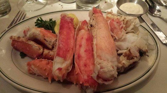 Joe's Seafood Prime Steak & Stone Crab: Jumbo Alaskan Crab