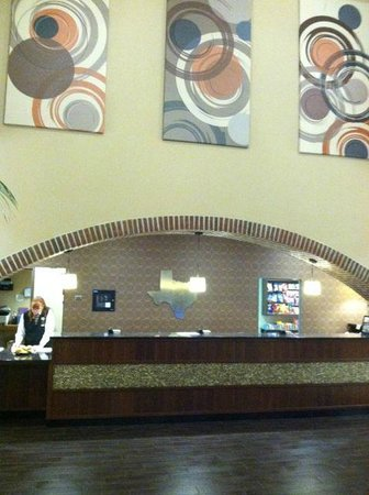 Drury Inn & Suites San Antonio Airport: Lobby entry