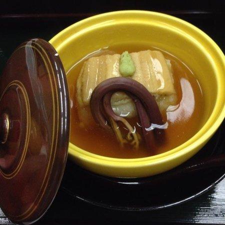 Suimeikan: 煮穴子