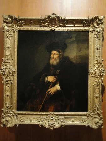 Calouste Gulbenkian Museum - Founder's Collection: Portrait of an Old Man