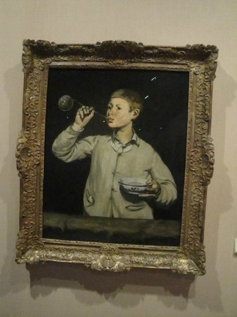 Calouste Gulbenkian Museum - Founder's Collection: Boy Blowing Bubbles