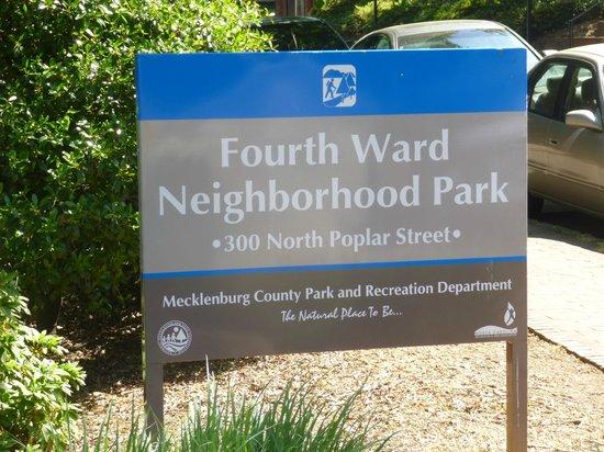 Fourth Ward: At the park
