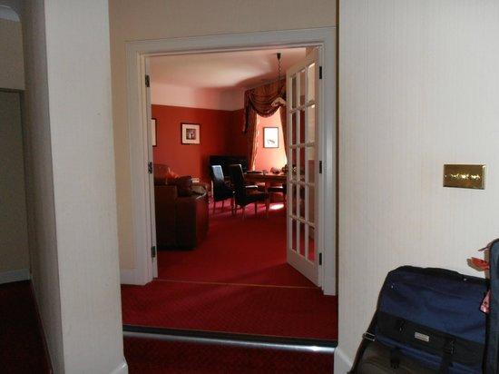 Kilconquhar Castle Estate and Country Club: living area