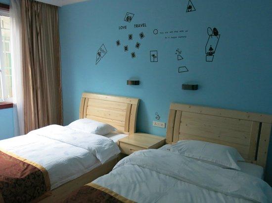 T-Zone Hostel: Twin room
