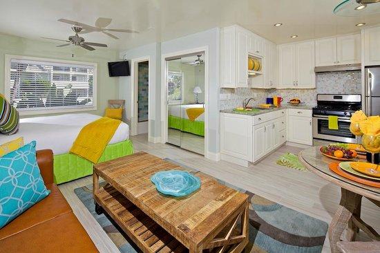 Ocean Palms Beach Resort: Deluxe Mini Suite