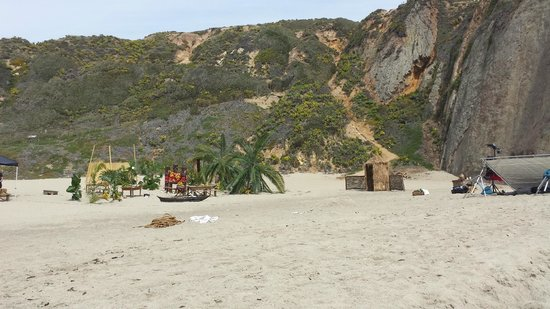 Point Dume State Beach and Preserve: filming
