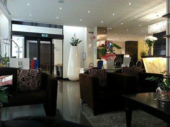 Hotel Milano & Spa: Recepção