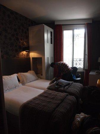 Emeraude Hotel Plaza Etoile: 部屋