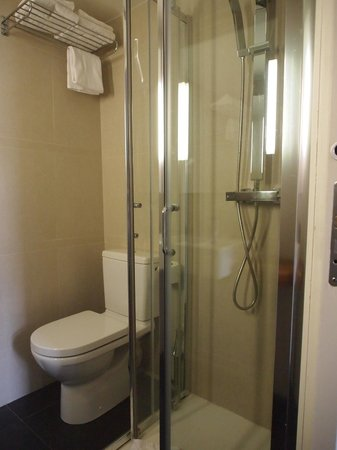 Emeraude Hotel Plaza Etoile: バスルーム