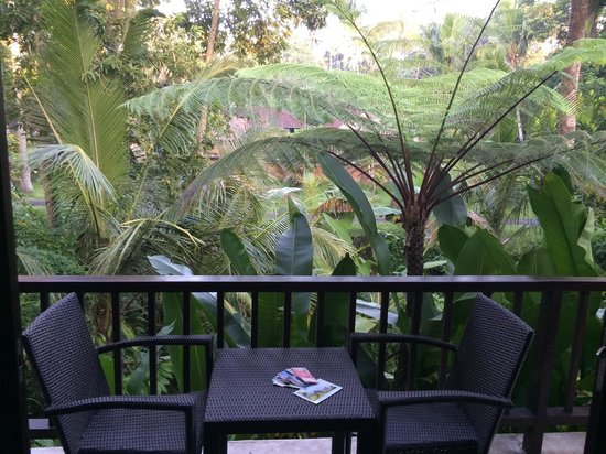 Villa Saraswati : View from Lotus room.