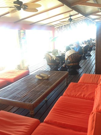 Robert's Grove Beach Resort: hotel grounds