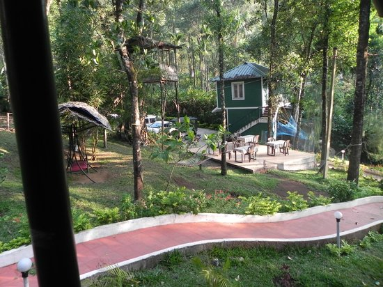 Blue Bells Valley Resort : Serene is what I call