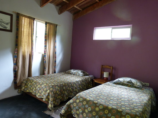 Yellow River: Our twin room 'Catimor'