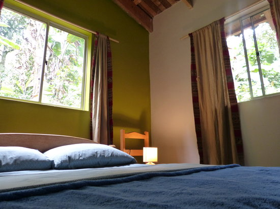 Yellow River: one of our matrimonial rooms 'Caturra'