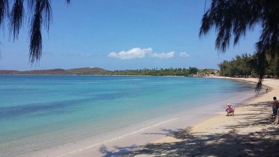 Picture Of Seven Seas Beach, Puerto