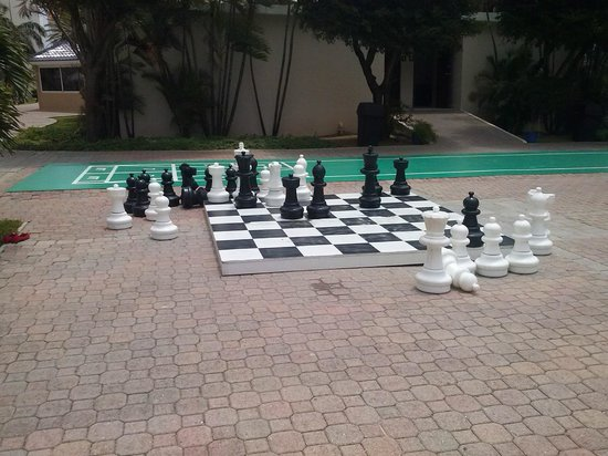Tropicana Aruba Resort & Casino : Ajedrez