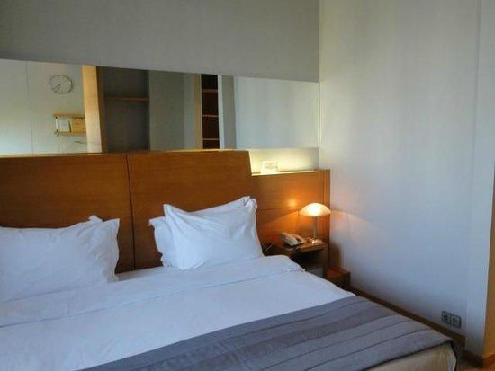 Taxim Suites : Bedroom