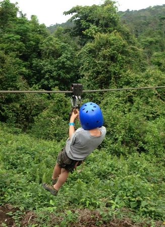 Go Tours Costa Rica - Day Tours: Zip Lining