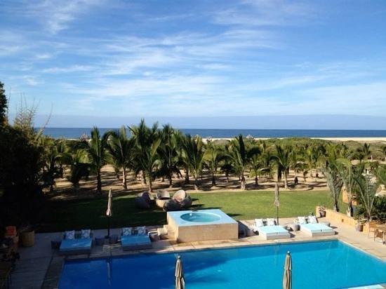 Rancho Pescadero: fabulous pool and surroundings