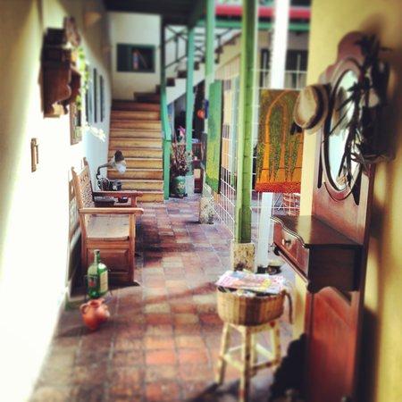 Hotel Posada de San Agustin: Entrada