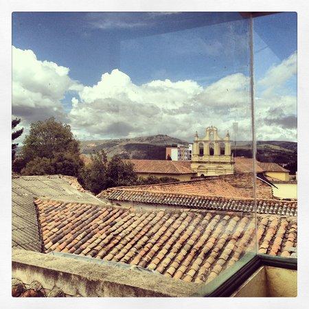 Hotel Posada de San Agustin: Nuestra vista