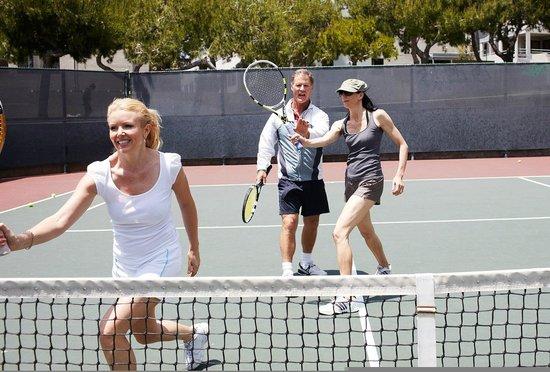 Dial Jones Tennis: Semi private lesson